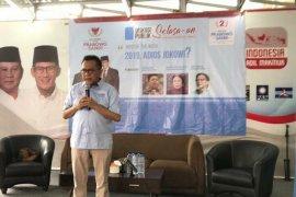 Tim Prabowo-Sandi bantah tersangka penyebar hoaks relawannya