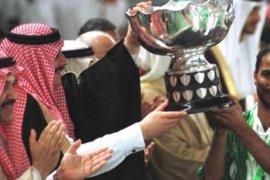 Hebat, Arab Saudi pesta empat gol ke gawang Korea Utara