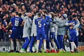 Chelsea tantang City di final Piala Carabao usai singkirkan Hotspur melalui adu penalti