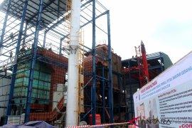 Pembangkit listrik tenaga sampah Bekasi gunakan 65 persen komponen lokal