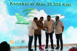 Citilink luncurkan wifi gratis dalam penerbangan