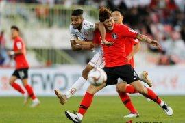 Korsel, Qatar lengkapi perempat finalis Piala Asia