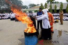 Pendidikan Penanggulangan Bencana Kebakaran