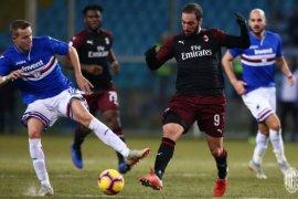 Milan lolos ke perempat final Piala Italia