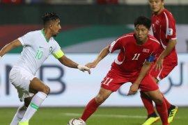 Arab Saudi pesta gol ke gawang Korut
