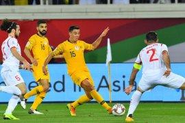 Australia dampingi Jordania ke 16 besar