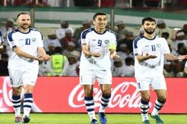 Uzbekistan pukul Oman 2-1