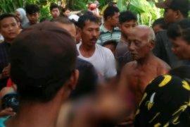 Rafi pelajar SD Simalungun tewas di saluran irigasi