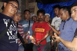Polsek Air Gegas berhasil ringkus pengedar narkotika