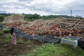 Puting beliung di Kabupaten Sukabumi