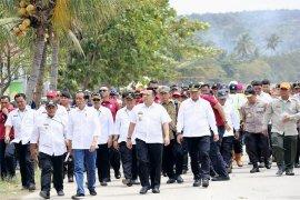 Ridho Ficardo Bangkitkan Solidaritas Mengubah Bencana Jadi Anugerah
