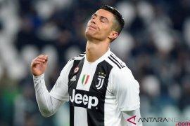 Ronaldo gagal eksekusi penalti ketika Juve tekuk Chievo 3-0