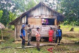 Gangguan gajah liar di Nagan Raya semakin parah, tiga rumah warga rusak