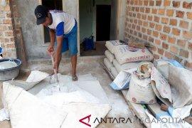 Semen Tiga Roda perkuat infrastruktur desa di Lampung