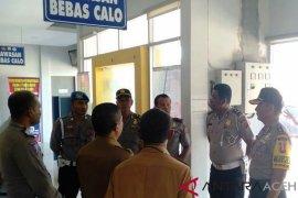 Saber pungli Aceh Utara sidak empat kantor pelayanan