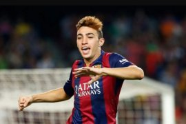 Sevilla resmi boyong Munir dari Barcelona
