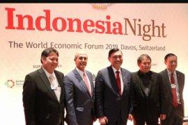 Menperin apresiasi Paviliun Indonesia di WEF 2019
