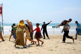 Trenggalek Latih Ratusan Kader Tanggap Tsunami Kawasan Pesisir