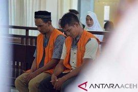 Empat terdakwa narkoba minta dibebaskan dari hukuman mati