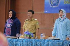 Lima Wilayah Wakili Kota Tangerang Lomba PKK Provinsi Banten