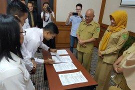 Lima Kabupaten Gelar Penandatanganan Perpanjangan Kontrak TPP