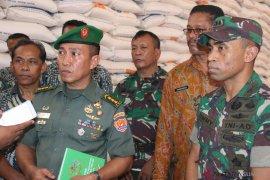 Tim Sergap Mabes TNI AD cek ketersediaan beras di daerah
