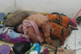 Seorang warga Karawang obesitas akibat mi instan
