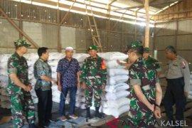 Bulog Barabai puji Dandim Kandangan aktif bantu peningkatan  pertanian
