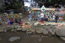 Wisata sungai Ciliwung