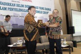 Armuji Laporkan Pelanggaran Pengawasan Pemilu di Surabaya ke Bawaslu RI