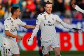 Real Madrid bukukan tiga kemenangan usai kalahkan Espanyol