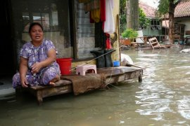 BPBD Karawang waspada banjir