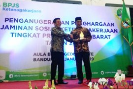 Gubernur Jabar tawarkan solusi kreatif gaet peserta BPJSTK