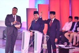 Prabowo: Bukan gender yang dibanggakan, tapi lihat hasilnya