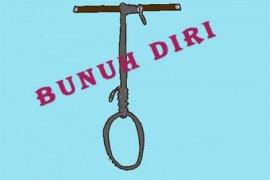 Guru Sanggau diduga bunuh diri di kebun karet