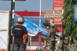 Panwaslih Kota Banda Aceh sita alat peraga kampanye caleg