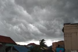 Cuaca Ekstrm Di Banjarmasin