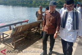 Strategi Bengkulu kembangkan pariwisata Danau Dendam Tak Sudah