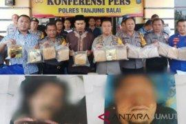 Polisi tembak mati dua pria Selundupkan 15.000 gram sabu