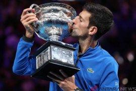 Juara di Australia Terbuka 2019, ini fakta mengenai Novak Djokovic