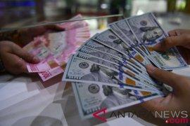 Rupiah Selasa sore melemah kembali terpengaruh perang dagang As-China