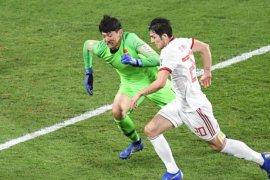 Bekuk Tiongkok 3-0, Iran jumpa Jepang di semi final Piala Asia