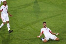 Kalahkan Suriah 2-0, Jordania puncaki klasemen Grup B Piala Asia