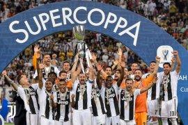 Cristiano Ronaldo bawa Juventus juarai Piala Super Italia