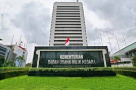 Realisasi anggaran Kementerian BUMN 2018, 92 persen