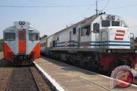 Jumlah penumpang kereta api Lebaran di Sumut capai 63.667 orang