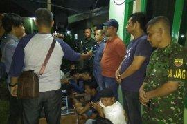 Berkat informasi masyarakat, Kodim 0203/LKT berhasil cegah peredaran narkoba
