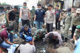 Bocah korban kebakaran ditemukan hanya tulang belulang