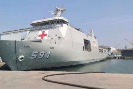 TNI AL tambah kapal perang rumah sakit