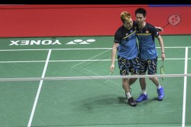 Minions melaju ke final Indonesia Masters 2019